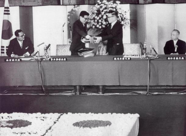 日韓国交正常化50周年に必要とされる覚悟(上)