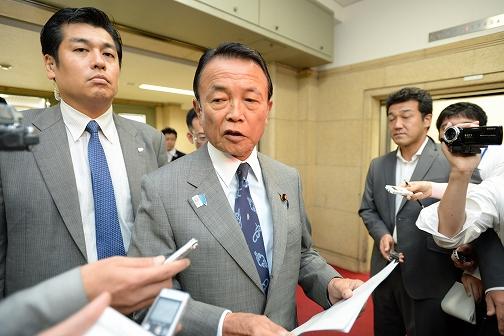 日本国民・憲政に対して進行中のクーデーター