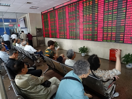 ギリシャ危機と、嵐を呼ぶ(?)上海道中記