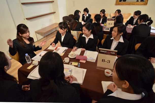 女子大の学生はなぜ就職に困らないのか