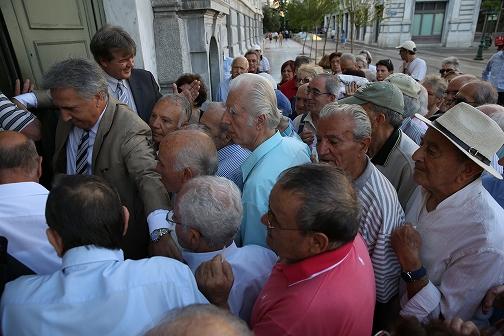 ギリシャ、欧州最後の社会民主主義は守られるか