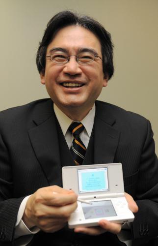 コンピューターゲームの革新者、岩田聡氏を偲ぶ
