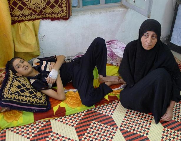 [30]失敗国家イラク――腐敗と、がんの恐怖