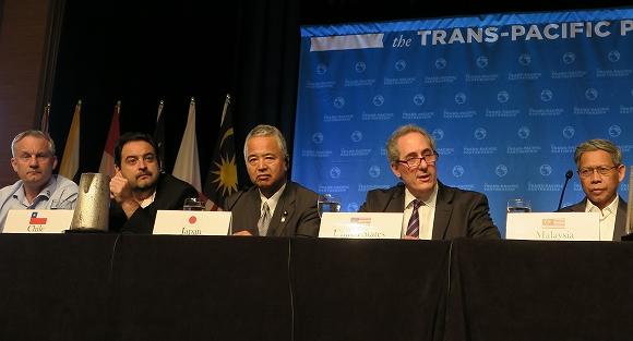 TPP交渉は漂流しない、8月に合意する