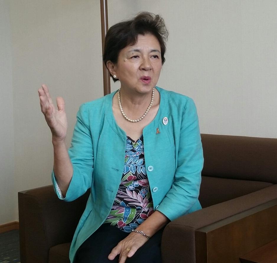 嘉田前滋賀知事「川内再稼働は倫理的に許せない」