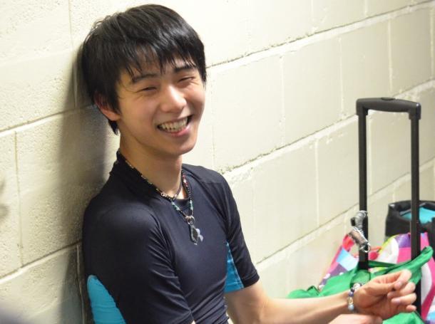 [1]羽生結弦がアイスショーで取り組みたいこと