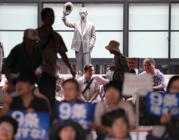 「全国市民安保デモ」で「平成政変」は起こるか?