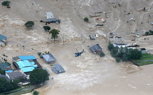 緊急寄稿:洪水対策はどこまで可能なのか?