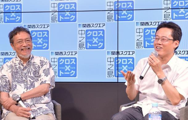 「戦後70年、核と原発……」 池澤夏樹×白井聡