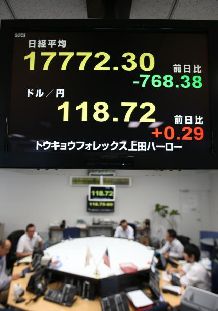 世界同時株安は続くのか