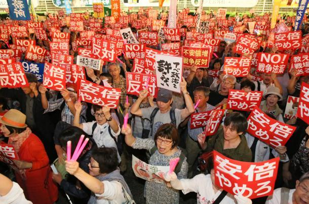 安保法で日本人は「一億総勉強社会」時代に入った