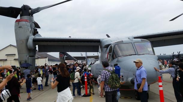 在日米空軍基地の航空祭で見た新型装備の意味