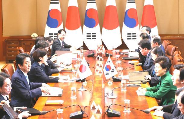 日韓首脳会談は大いなる可能性の入り口