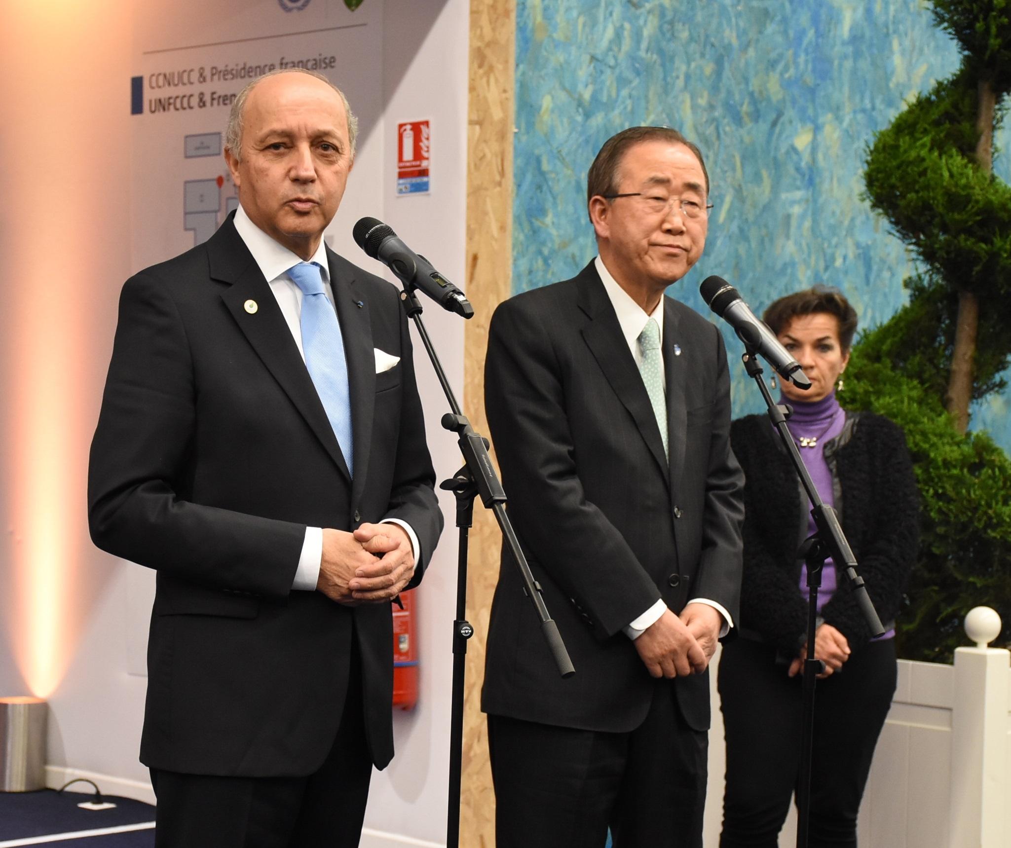 COP21の成功。危機バネが働いたからか。