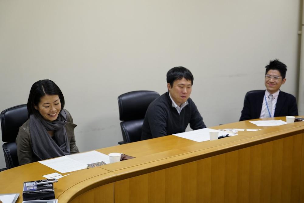 [1]科学者討論@北海道大学
