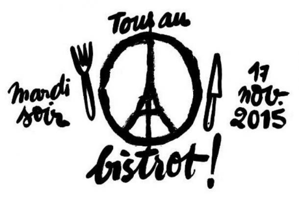 パリ同時多発テロが生んだシンボル(下)
