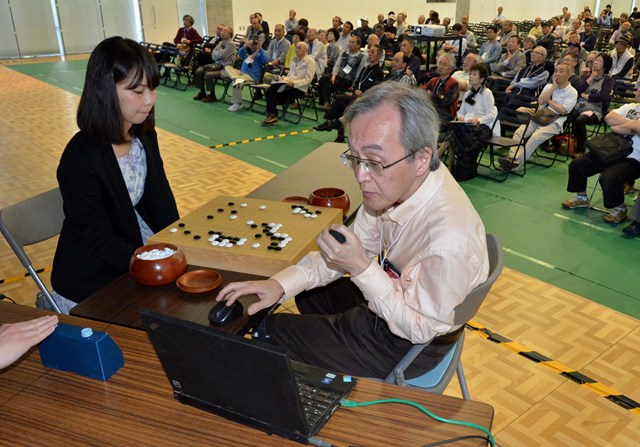 囲碁ソフトがついにプロ棋士に勝った