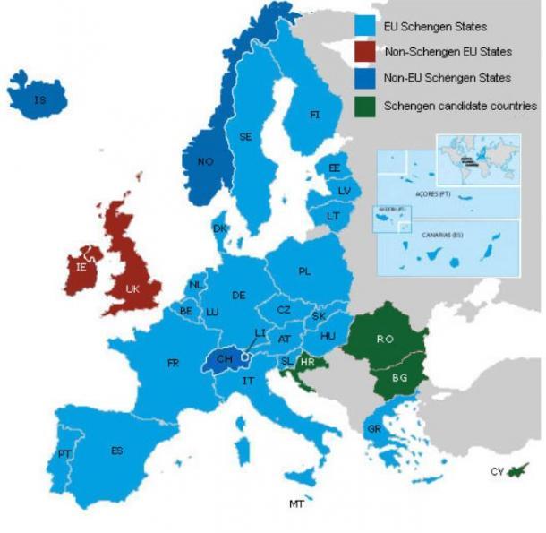 欧州シェンゲン協定、見直しへ