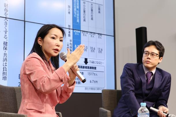 「TPP、医療への影響懸念」 堤未果×白井聡
