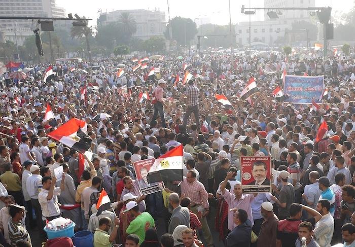 [36]ムスリム同胞団は政権運営を誤った
