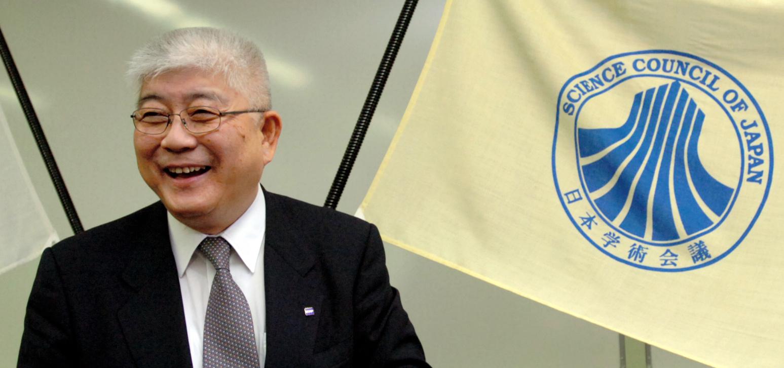 学術会議会長としての金沢一郎さんを偲ぶ