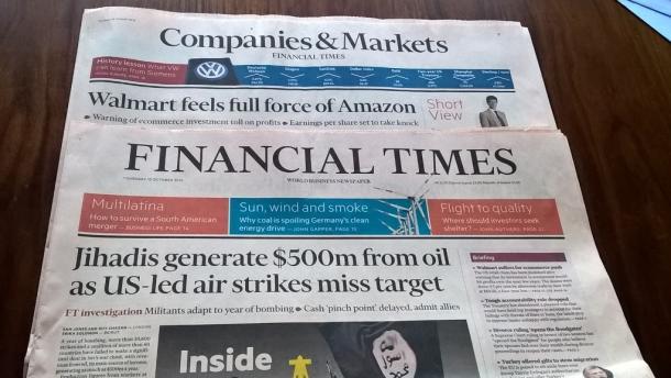 日本のメディアを変える? 「世界の窓」FT