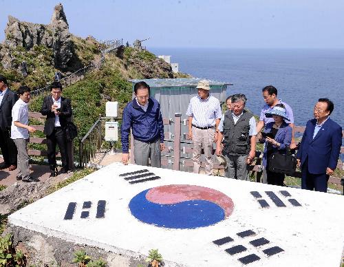 [3]韓国の教育現場は今――竹島(独島)問題