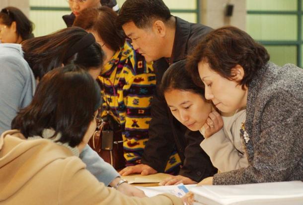 [4]韓国の教育現場は今――受験