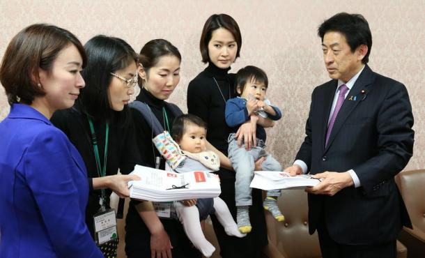 「保育園落ちた日本死ね」現象と政治家の甘い認識
