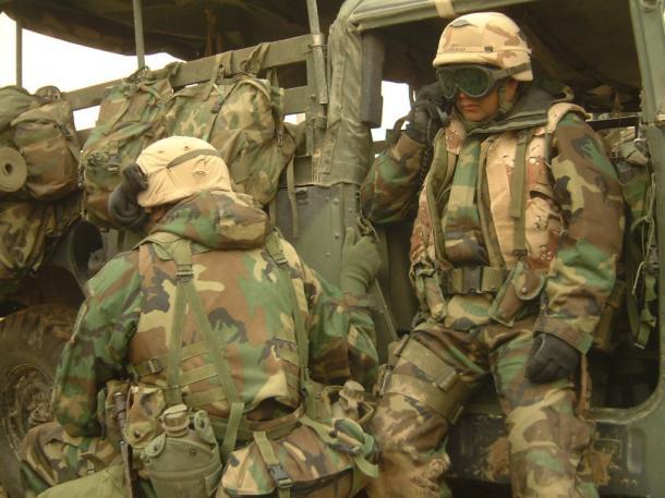 [1]イラク戦争「すべての戦いの母なる戦争」