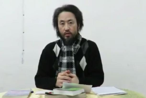 安田純平さんを救出するために(上) 動画の背景