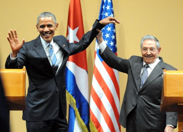 [8]オバマ訪問、ハバナはひたすら熱い