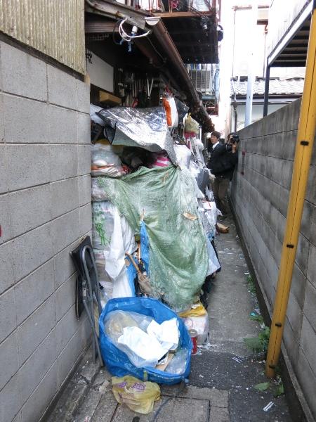 地域社会の民度のバロメーターとなるごみ屋敷問題