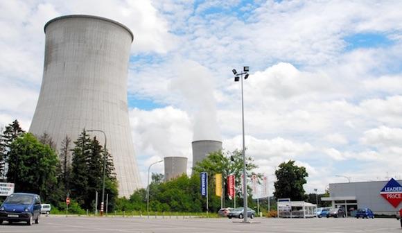 ベルギーで計画されていた原発テロの脅威