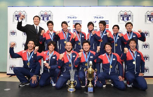 32年ぶり五輪の水球日本代表のジャパン・ウェイ