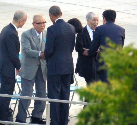 オバマ氏広島訪問に被爆者の援護問題を思う