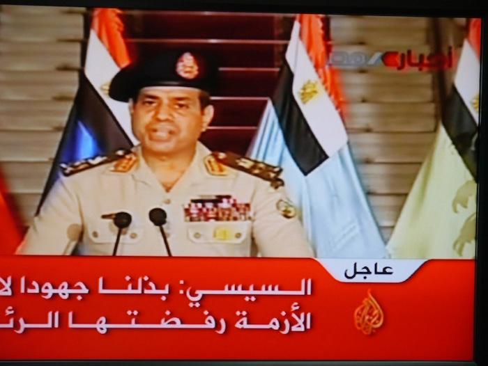 [38]エジプトのクーデターと反軍政派の悲劇