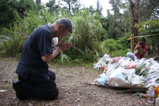 [1]沖縄の人々の命は「国益」より軽いのか
