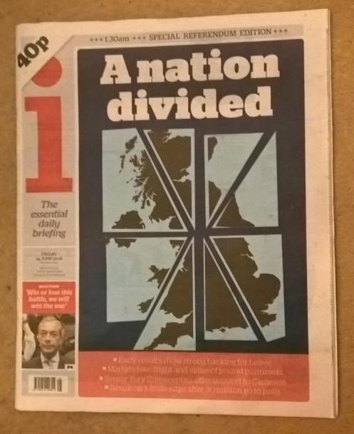 英国はなぜ「EU離脱」を選択したか