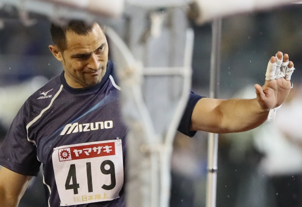日本スポーツ界の存在感も示した室伏の引退(上)