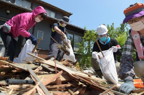 なぜ被災地はボランティアを活かしきれないのか