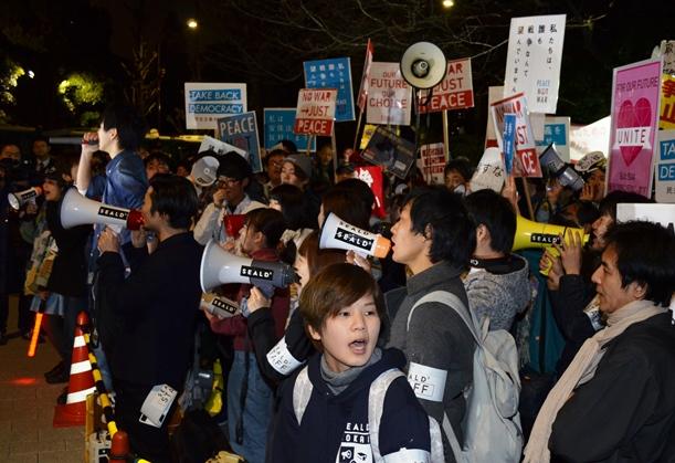 ネット保守はなぜ反SEALDsなのか(上)
