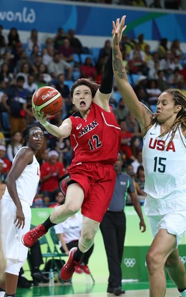 リオでの女子バスケ快進撃が示す日本球技の可能性