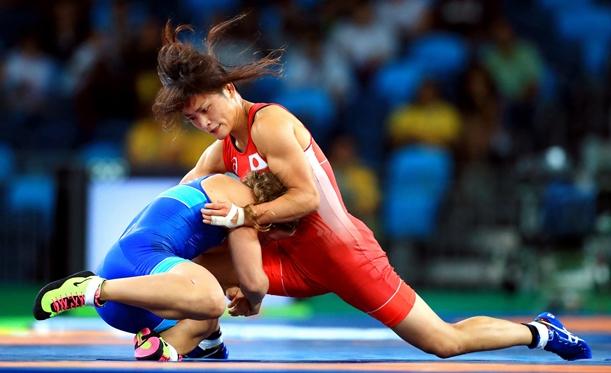女性初の金字塔、伊調馨が探究し続けたレスリング