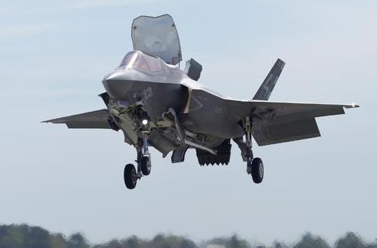F35の岩国配備は中国への強力な抑止メッセージ