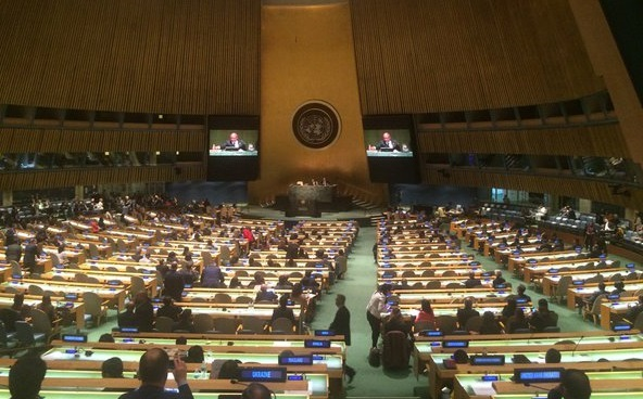 18年ぶりに国連麻薬特別総会が開かれたわけ