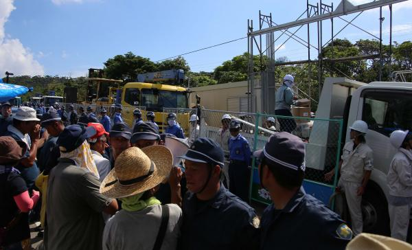 いま、沖縄の高江で起きていること