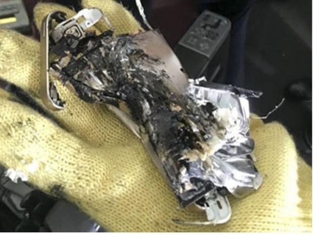 エアラインを脅かすリチウムイオン電池の発火事故
