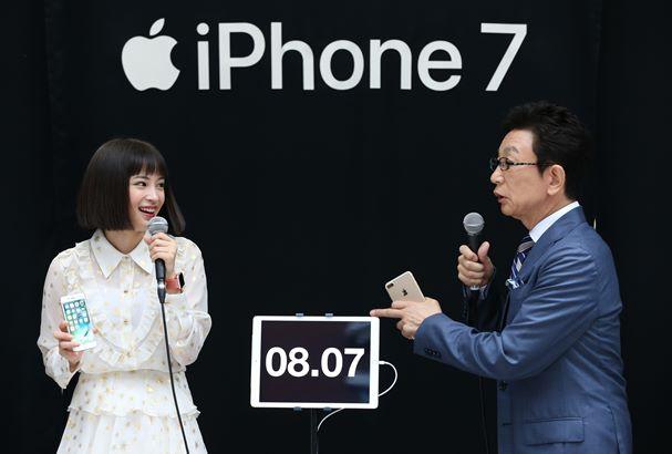 日本はガラパゴスでないと証明したiPhone7
