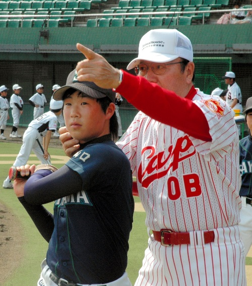 広島カープの元4番打者・山本一義さんの逸話